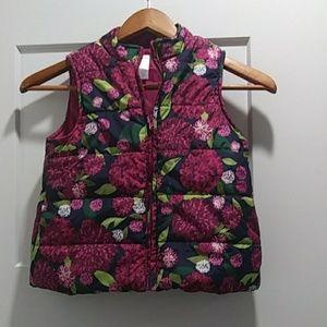 Girl's Gymboree Vest